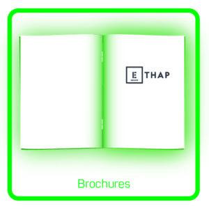 ETHAP Picto Brochure Lille Douai Imprimerie Signalétique Routage