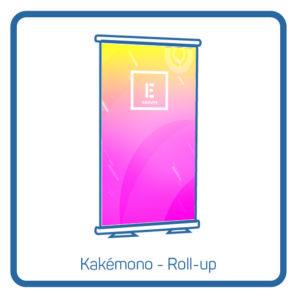 ETHAP Picto Kakémono Roll-up Lille Douai Imprimerie Signalétique Routage